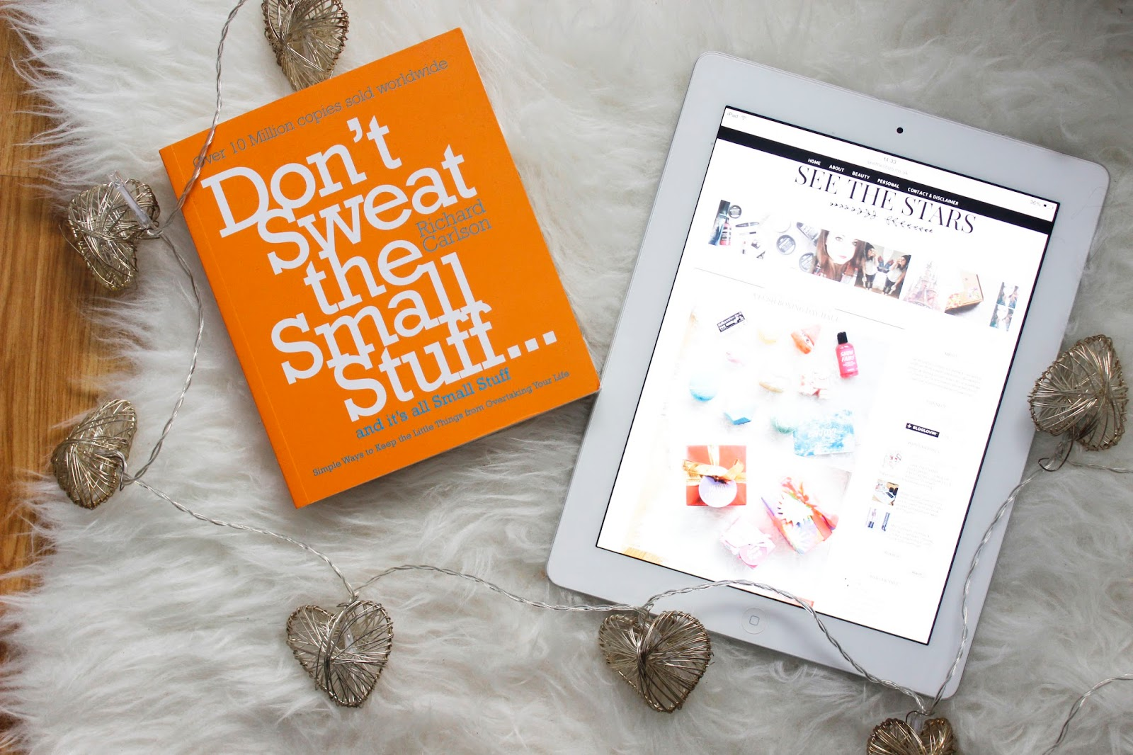 See The Stars - 5 Things Not To Stress Over When Blogging