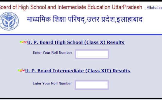 UP Board High School Results 2017 Declared on June Second Week