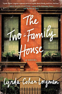 """March 2017's Book of the Month is """"The Two-Family House"""""""