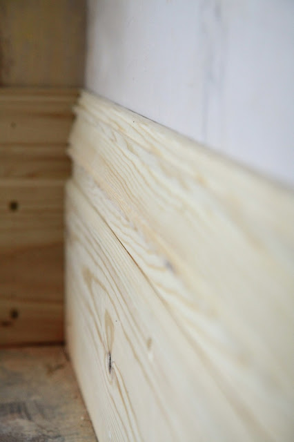 High skirting boards from Champion Timber