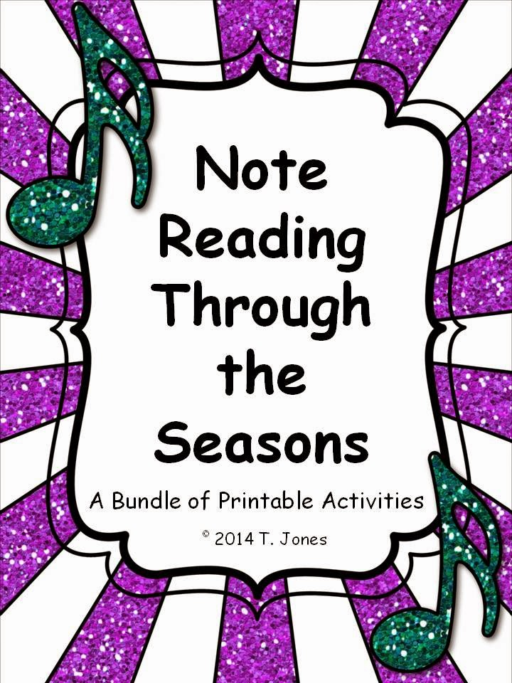 http://www.teacherspayteachers.com/Product/Note-Reading-Through-the-Seasons-Music-Assessment-LinesSpaces-1347574