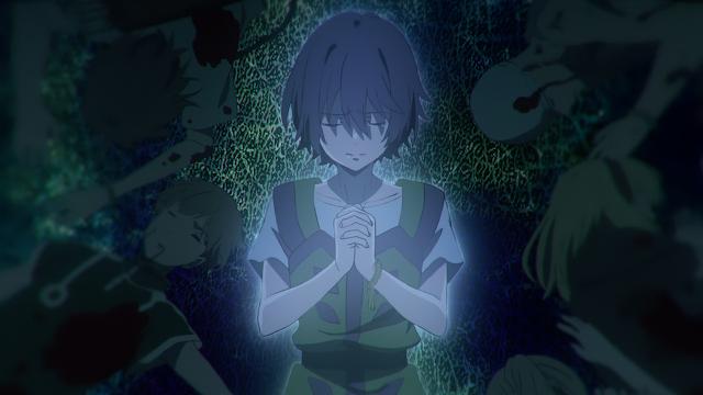 الحلقة الثامنة من Kujira no Kora wa Sajou ni Utau