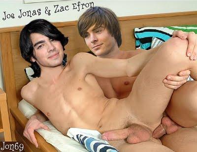 jonas brothers fake nude