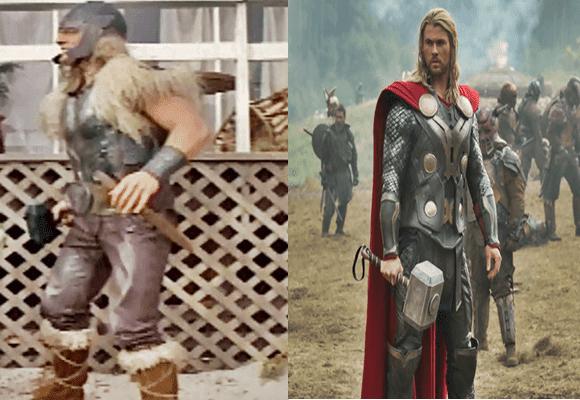 Super-heróis-Thor