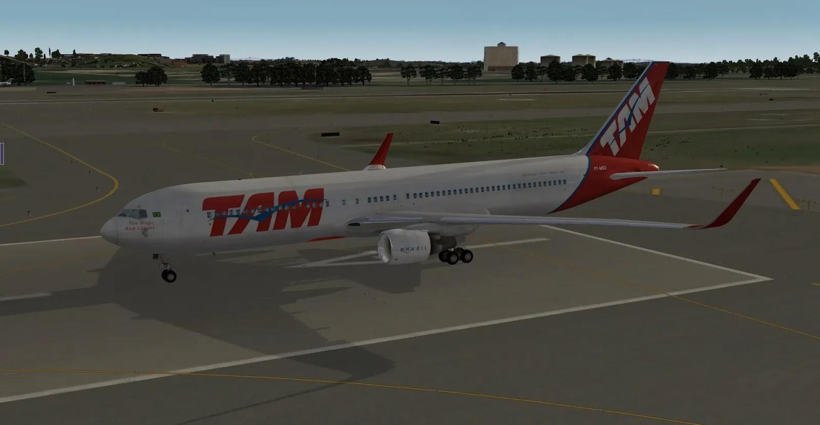 XP11] - Flight Factor, Boeing 767-300ER Professional ~ Xplane Paraguay