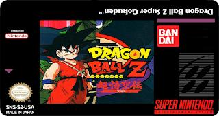 Dragon Ball Z - Super Gokuuden Totsugeki Hen [ SNES ]