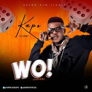 Kapo – WO! (Cover)