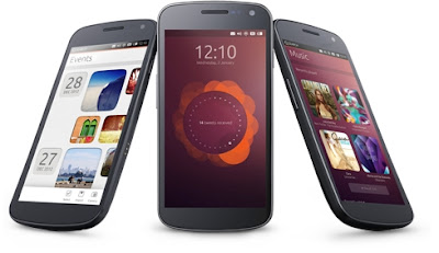 Ubuntu Unveils Touch Edition OS For Smartphones