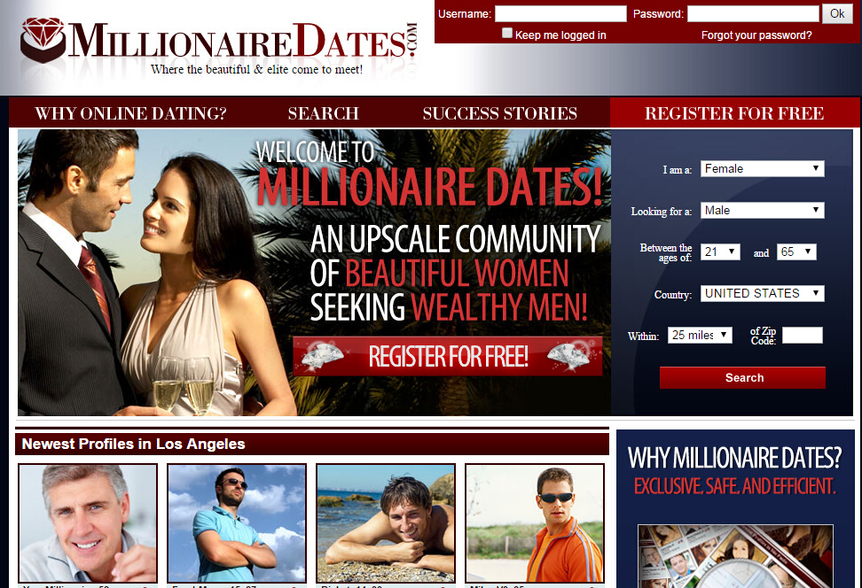 Top Millionaire Dating Sites and Apps Compared