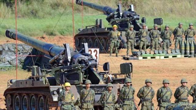 China advierte a EEUU que no venda armas a Taiwán