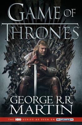 A Game of Thrones: A Song of Ice and Fire by George R.R. Martin - book cover