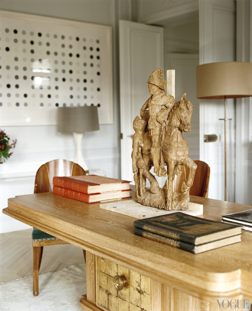 L Wren Scott Living Room Vogue