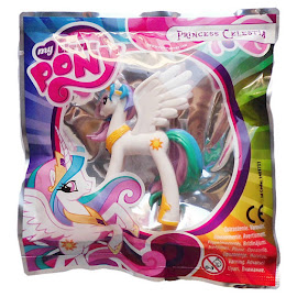 My Little Pony Magazine Figure Princess Celestia Figure by Egmont