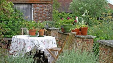Perch Hill Farm y Sarah Raven: pasión por las flores y el jardín comestible