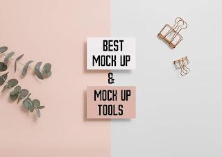 Best mock up tools...