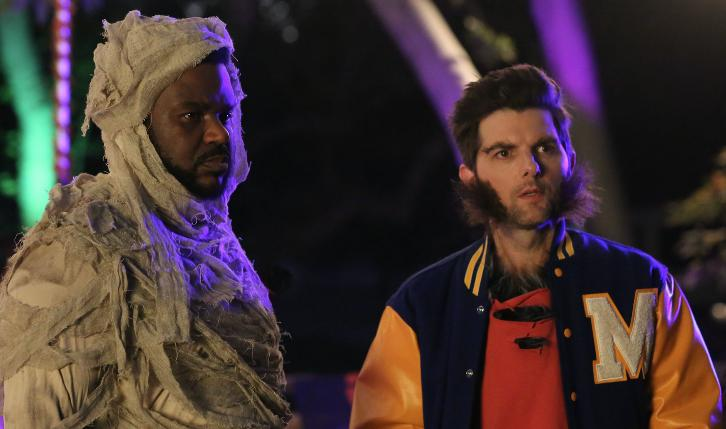 Ghosted - Episode 1.08 - Haunted Hayride - Promo, Sneak Peeks, Promotional Photos & Press Release