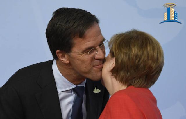 Rutte and the 'Merkelisation' of Dutch Politics