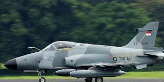 Pesawat Hawk buatan BAE System