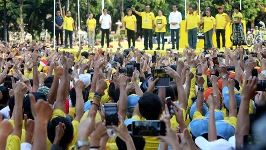 Setelah UI, Bulan Depan Alumni Universitas Trisakti Bakal Deklarasi Dukung Jokowi