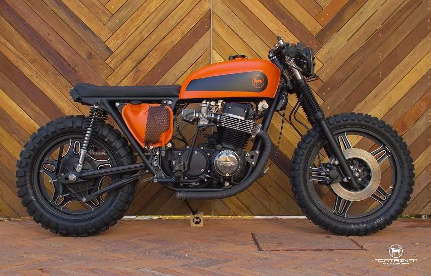 "Honda CB 750 ""Cafe Tracker"""