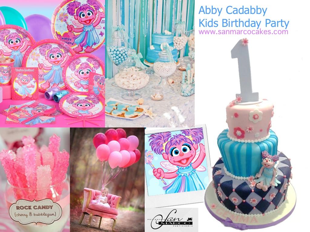 San Marco Cakes Abby Cadabby