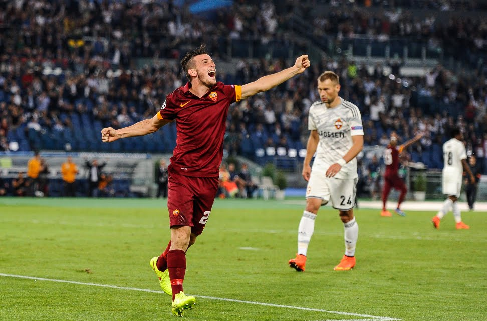 Roma-CSKA Mosca Streaming Rojadirecta Facebook Live-Stream Video YouTube, dove vederla con PC iPhone Tablet TV.