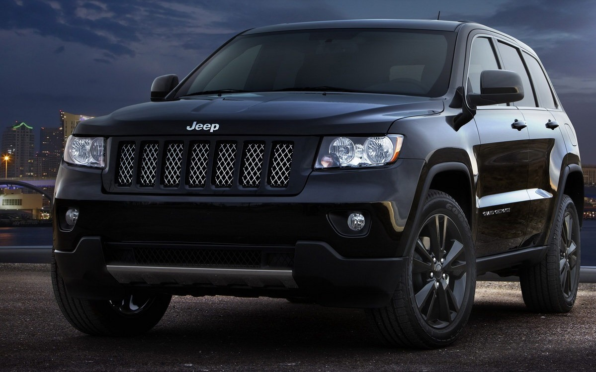 new version of the jeep grand cherokee 2012 2013 special. Black Bedroom Furniture Sets. Home Design Ideas