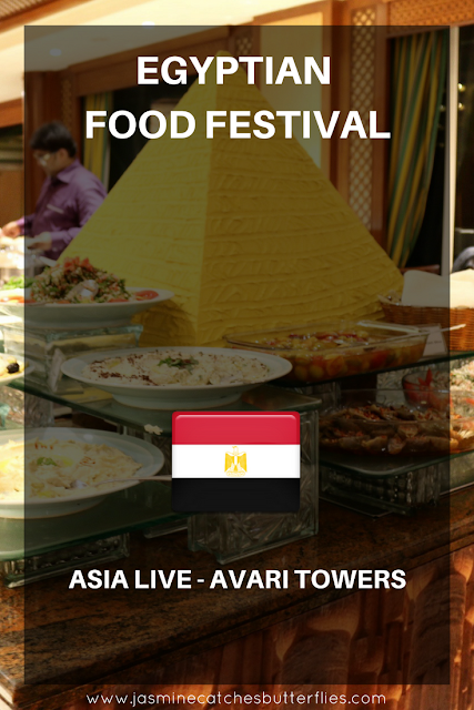 Egyptian Food Festival at Avari Towers