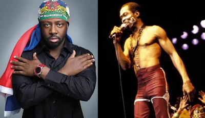 Why my lead single in my new album was titled 'Fela Kuti' - Wyclef Jean