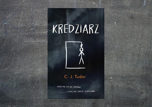 #296. Kredziarz - C.J.Tudor