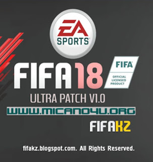 FIFA 08 Ultra Patch Season 2017/2018