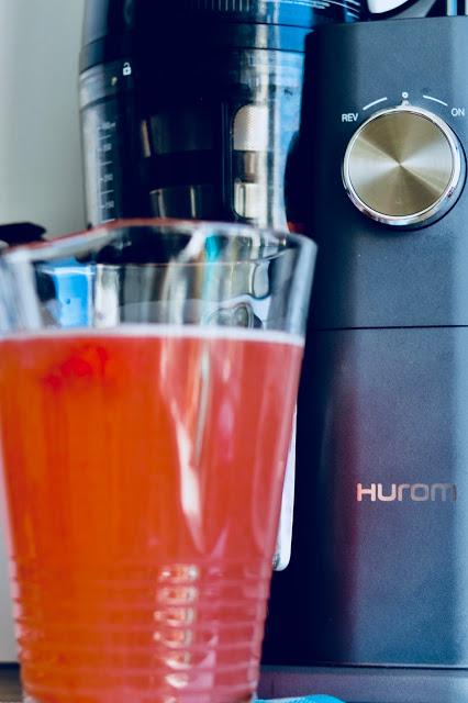 🍷 woda smakowa, żelki i placuszki śniadaniowe - czyli jak wykorzystać sok z wyciskarki wolnoobrotowej