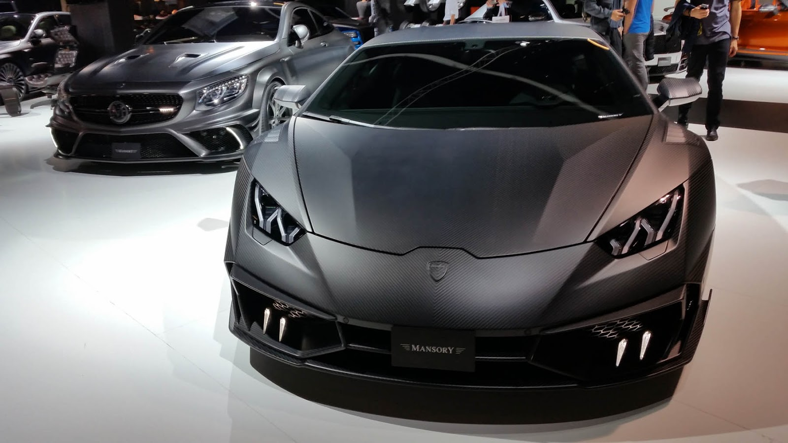 Mansory TOROFEO From The Front
