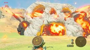 The legend of zelda breath of the wild game free for pc