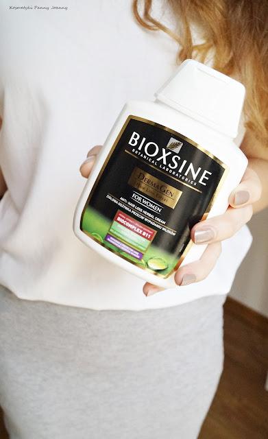 Odżywka Bioxsine przeciw wypadaniu włosów