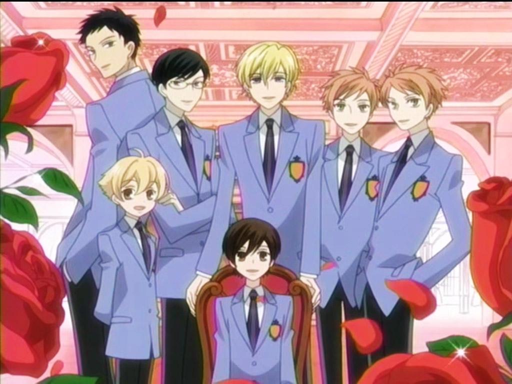 Cross-dressing-mädchen aus club anime