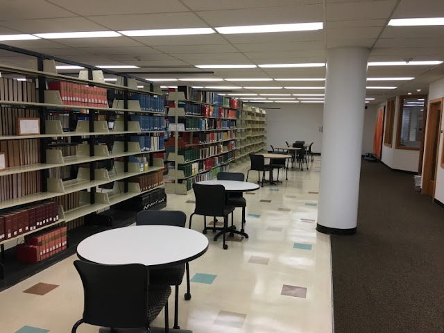 What's New in the Library ? - Chester Fritz Library Updates