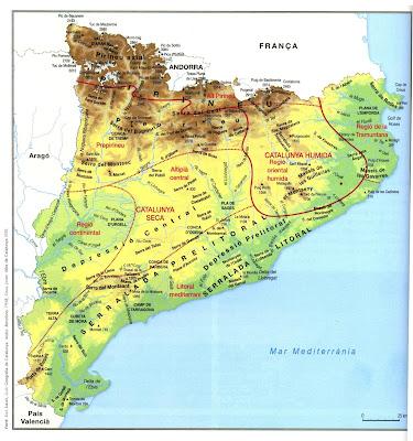 EL JOC DEL RELLEU DE CATALUNYA