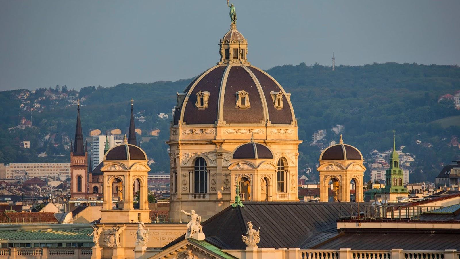 Radioreise Podcast in der Kaiserstadt Wien