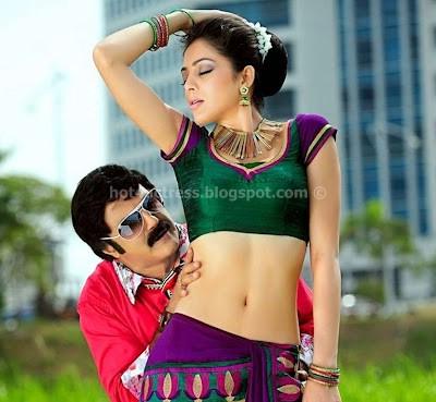 Actress srimannarayana movie stills