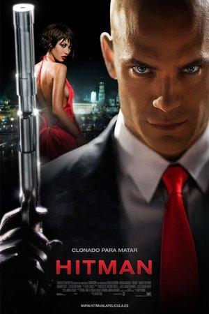 Poster Hitman 2007