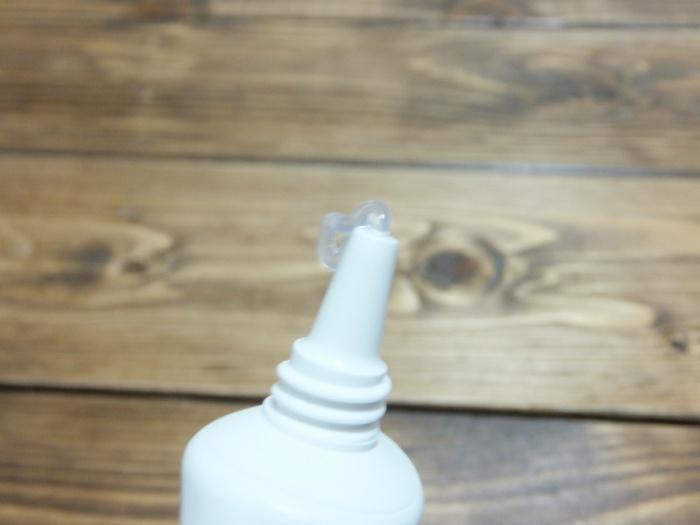 エステデオのジェルクリームの形状