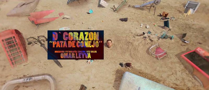 D´CORAZON - ¨Pata de Conejo¨ - Videoclip - Dirección: Omar Leyva. Portal Del Vídeo Clip Cubano - 04
