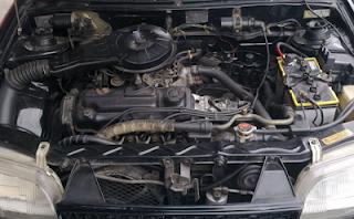 Mesin Suzuki Amenity