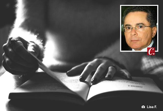 ambiente de leitura carlos romero cronica poesia literatura paraibana jose nunes academia paraibana de letras eleicao presidencia apl angela bezerra de castro