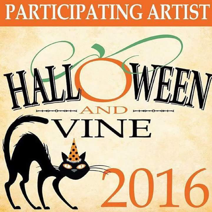 Halloween and Vine