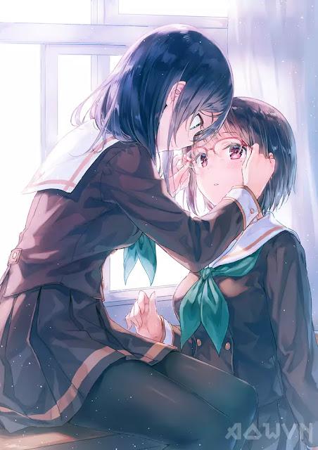 46 AowVN.org m - [ Hình Nền ] Anime Tuyệt Đẹp by HitenKei | Wallpaper Premium