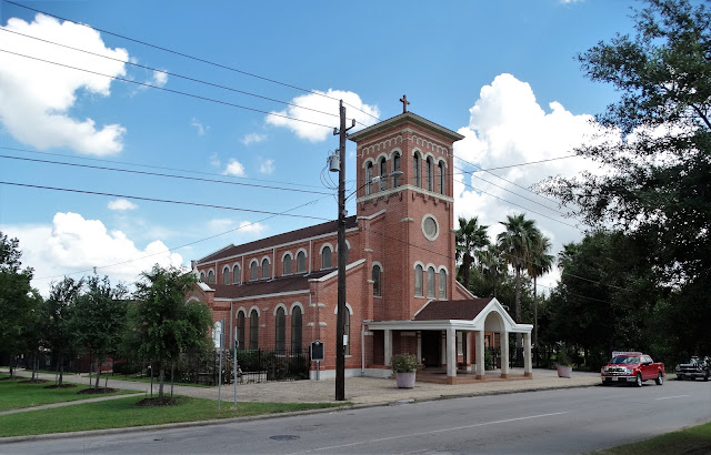 Our Lady of Guadalupe Church on Navigation  Blvd - East End