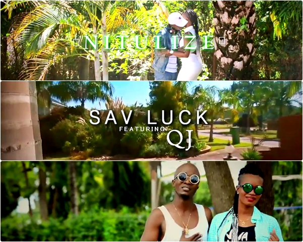 SAVLUCK Ft. QJ - NITULIZE