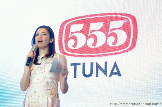 Marian Rivera is new 555 KumpleTuna endorser